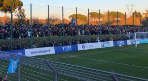 Λάτσιο: Πανζουρλισμός στο Φορμέλο από 12.000 οπαδούς!