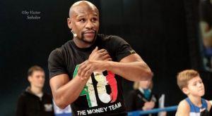 Προετοιμασία με μαχητή του UFC o Mayweather ενόψει McGregor