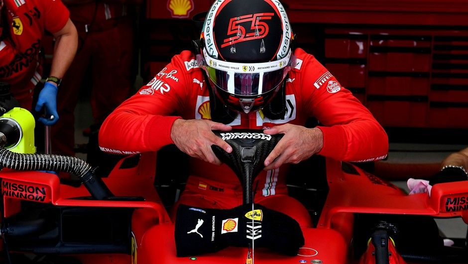 FERRARI F1 TEST BAHRAIN - DOMENICA 14/03/2021 credit: @Scuderia Ferrari Press Office