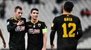 ΑΕΚ – Κισσαμικός 5-0: Εύκολη νίκη με Γκάλο και Κρίστιτσιτς