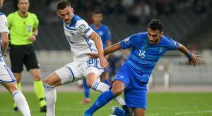 """Ελλάδα – Βοσνία: Το πρώτο γκολ του Παυλίδη με τη """"γαλανόλευκη"""""""