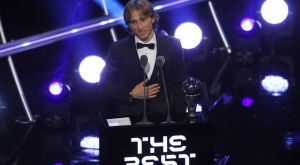 Bραβεία FIFA: κορυφαίος στον κόσμο ο Μόντριτς, απόντες Ρονάλντο και Μέσι