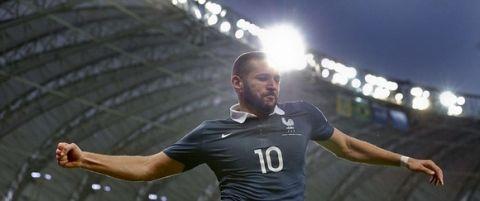 Γαλλία - Ονδούρα 3-0