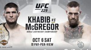 Bόμβα μεγατόνων: Ανακοινώθηκε το McGregor vs Khabib στις 6 Οκτωβρίου