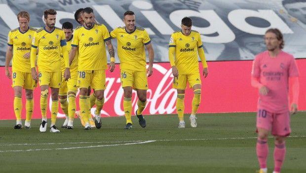 Ρεάλ Μαδρίτης - Κάντιθ 0-1:  Φιάσκο για την ομάδα του Ζιντάν