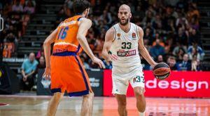 Βαθμολογία EuroLeague: Μεγάλη χαμένη ευκαιρία για την πεντάδα ο Παναθηναϊκός