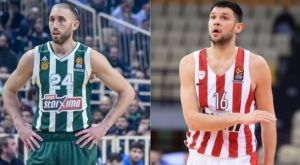 EuroLeague: Εκτός έδρας δοκιμασίες για Ολυμπιακό και Παναθηναϊκό