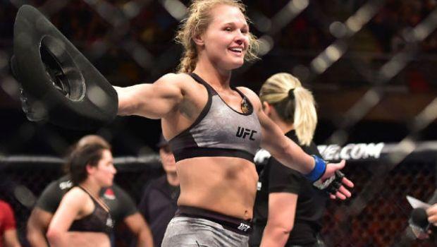 Γυναίκα αθλητή του UFC κακοποιήθηκε από τον άντρα της