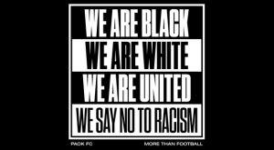 ΠΑΟΚ: Το μήνυμα του κατά του ρατσισμού