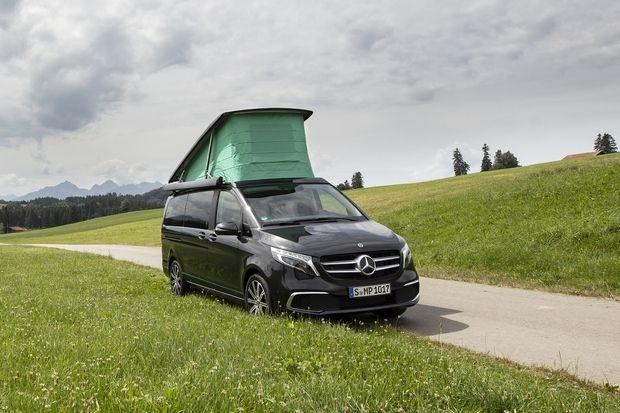 Mercedes-Benz Marco Polo  ArtVenture   Mercedes-Benz Marco Polo  ArtVenture