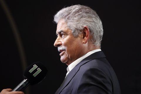 Ο πρόεδρος της Μπενφίκα, Λουίς Φιλίπε Βιέιρα