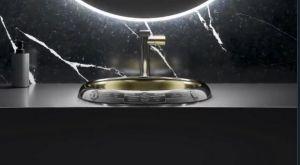 Γιουνάιτεντ: Επετειακός νιπτήρας και μπάνιο για το τρεμπλ