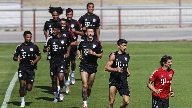 Bundesliga: Μένουν εντός Γερμανίας για την προετοιμασία τους οι ομάδες