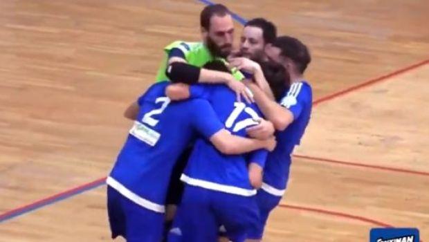 Futsal: Νίκησαν τα φαβορί, αμετάβλητη η κορυφή