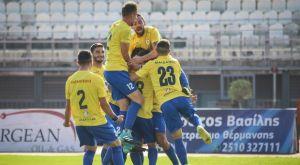 Football League: Ντόρτια η Καβάλα, κόλλησαν Βέροια και Ολυμπιακός Βόλου
