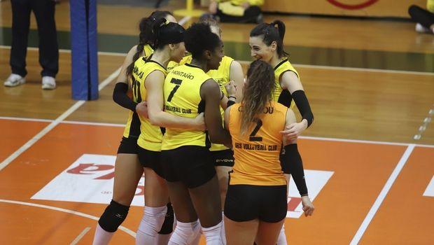 Volleyleague Γυναικών: Ανέβηκε τέταρτος ο Άρης
