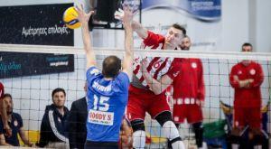 Κορονοϊός: Συνεχίζεται στη Volley League ανδρών η αναστολή μέχρι 30/4