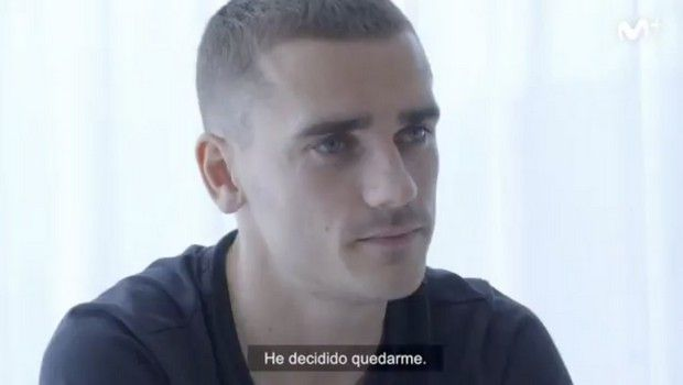 LaDecisión: Το ντοκιμαντέρ του Γκριεζμάν που