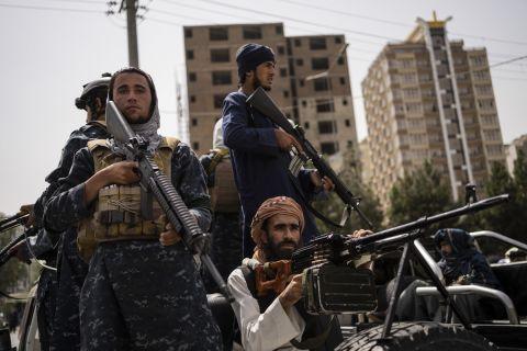 Οι Ταλιμπάν στο Αφγανιστάν