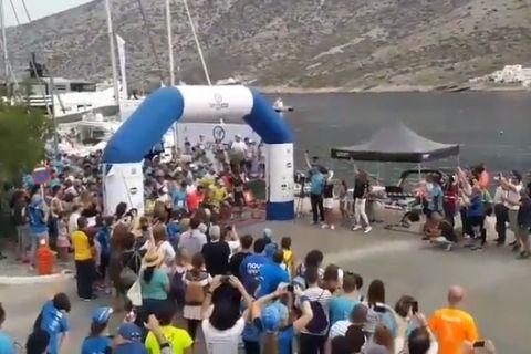 """Με ρεκόρ συμμετοχών διεξήχθη το """"Sifnos Run"""""""
