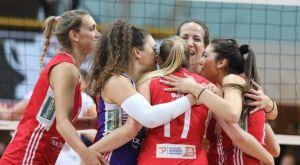 Ολυμπιακός – ΑΟ Θήρας 3-1: Ερυθρόλευκη δυναστεία