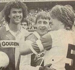 """Γκούλιτ: """"Ο Κρόιφ έβαλε την Ολλανδία στον χάρτη"""""""