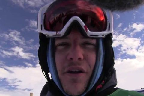 4η θέση για τον Αλέξη Τσώκο στο Ευρωπαϊκό χιονοσανίδας