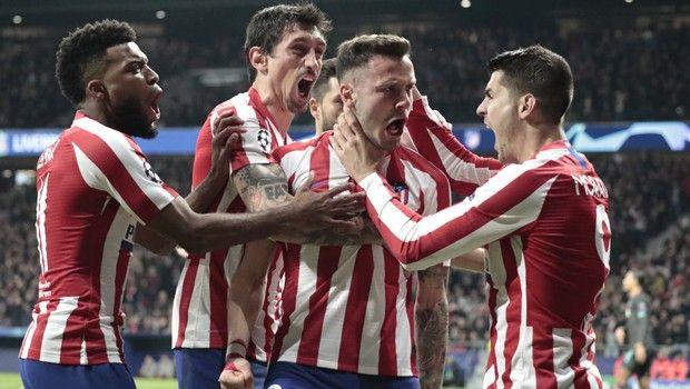 Ατλέτικο Μαδρίτης - Λίβερπουλ 1-0: Ο Σαούλ έδωσε αβαντάζ πρόκρισης στην Ατλέτικο