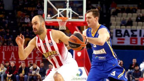 """Ντράγκιτς: """"Οι Έλληνες ξέρετε να παίζετε καλό μπάσκετ"""""""