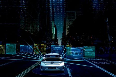 Επαναστατικό ραντάρ από τη Hyundai για την αυτόνομη οδήγηση