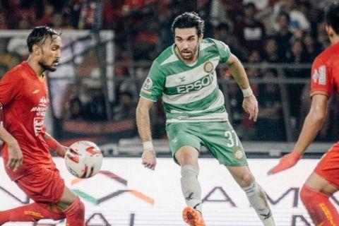"""Λινάρδος στο Sport24.gr: """"Τυχερός που είμαι στην Ασία και όχι στην Ευρώπη"""""""