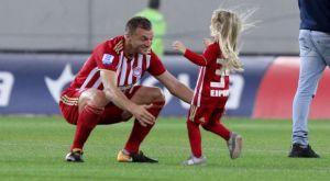 Η υπέροχη φωτογραφία του Αβραάμ με την κόρη του