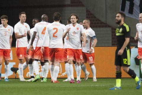 Ολλανδία - Ισπανία 2-0
