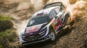 Ο Οζιέ με Fiesta ταχύτερος στις δοκιμές