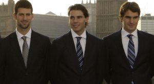 Φέντερερ, Τζόκοβιτς, Ναδάλ: Οι τρεις σωματοφύλακες του τένις