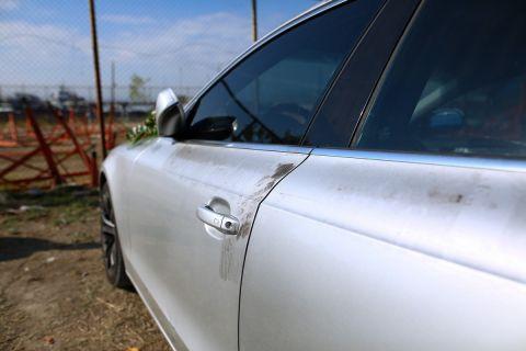 Το αυτοκίνητο όπου βρέθηκε νεκρός ο Νίκος Τσουμάνης στη Νέα Κρήνη | Τρίτη 5 Οκτωβρίου 2021