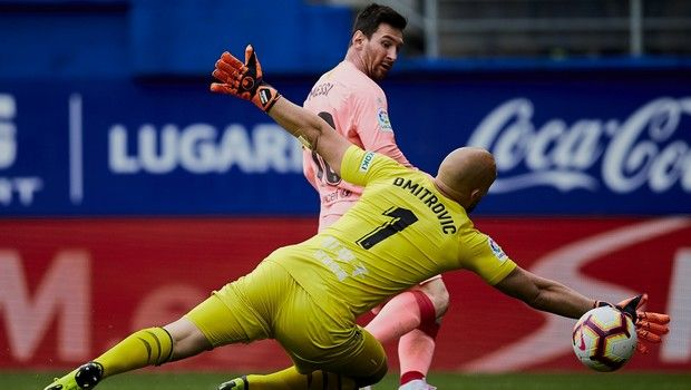 Έιμπαρ - Μπαρτσελόνα 2-2: Ισοπαλία για την πρωταθλήτρια με το βλέμμα στον τελικό Κυπέλλου