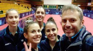 Πινγκ πονγκ: Μεγάλη νίκη η Εθνική γυναικων, 3-2 την Ελβετία