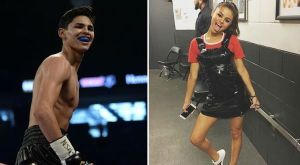 Το παιδί-θαύμα του μποξ Ryan Garcia κάνει στεγνό… πέσιμο στην Selena Gomez
