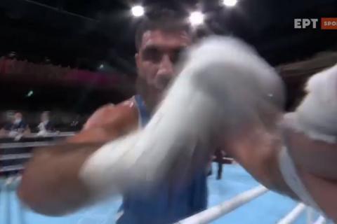 Ολυμπιακοί Αγώνες - Πυγμαχία: Γάλλος πυγμάχος ξέσπασε στην κάμερα μετά από ήττα του