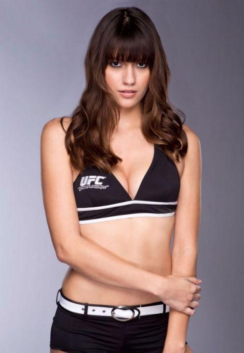"""Τα πιο """"καυτά"""" Octagon Girls του UFC"""