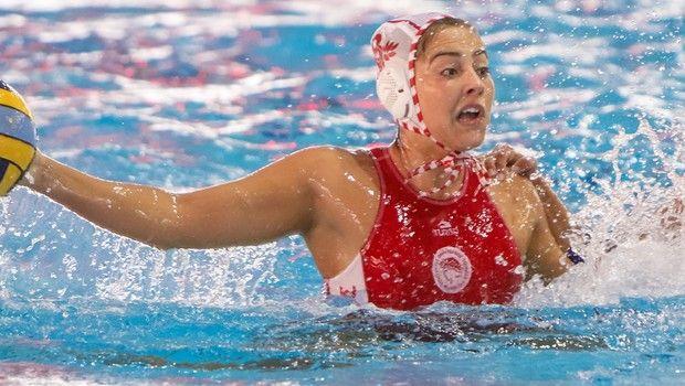 Ολυμπιακός πόλο γυναικών: Ανανέωσαν οι αδερφές Πλευρίτου