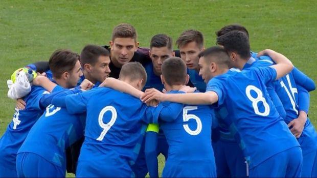 Κ17 Ιρλανδία - Ελλάδα 1-1: