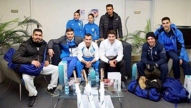 Σάρωσαν οι Έλληνες αθλητές στο Μπακού, άλλες τρεις προκρίσεις στους τελικούς οργάνων