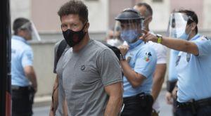 Ατλέτικο Μαδρίτης: Θετικός στον κορονοϊό ο Σιμεόνε