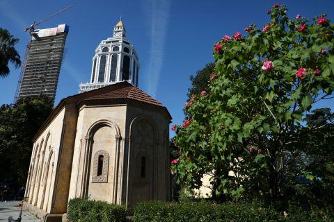 Το Μπατούμι της Γεωργίας   9 Οκτωβρίου 2021