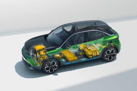 Οδηγούμε το ηλεκτρικό Opel Mokka-e