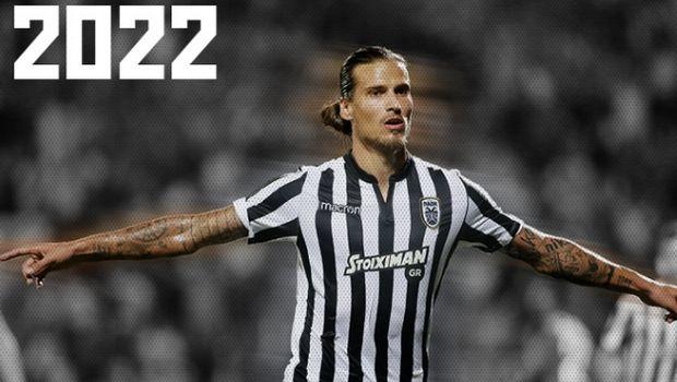 8db009490e05 Επίσημο  Στον ΠΑΟΚ μέχρι το 2022 ο Πρίγιοβιτς - ΠΑΟΚ - SPORT 24