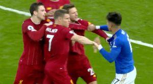 Λίβερπουλ – Λέστερ: Τσαμπουκάς μεταξύ παικτών μετά από τη λήξη