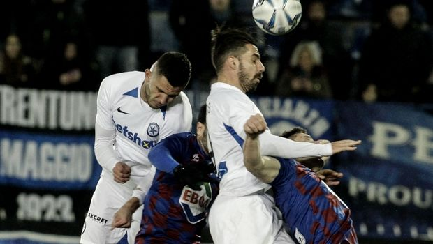 Ατρόμητος - Βόλος 0-0: Ελάχιστες φάσεις, κακό ματς